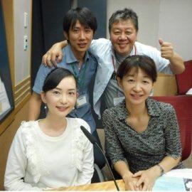 ラジオ文化放送『くにまるジャパン』に出演