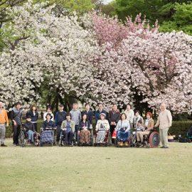 関東地区お花見交流会開催のご報告