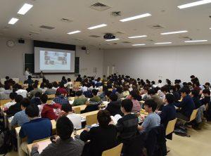 自治医科大学医学部で講義を持たせて頂きました。