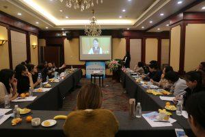 上海でのGNE患者ミーティングにビデオメッセージにて参加しました