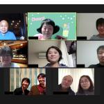 九州地区オンライン交流会、開催のご報告
